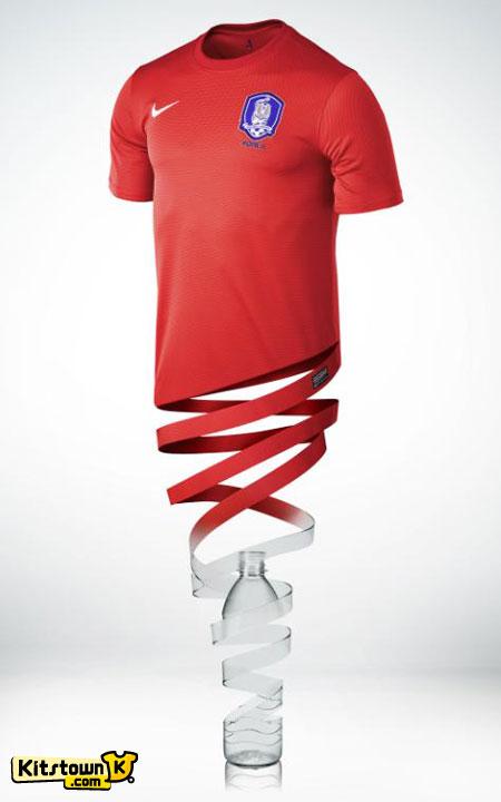 韩国国家队2012-13赛季主场球衣 © kitstown.com 球衫堂