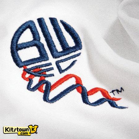 博尔顿2012-13赛季主场球衣 © kitstown.com 球衫堂