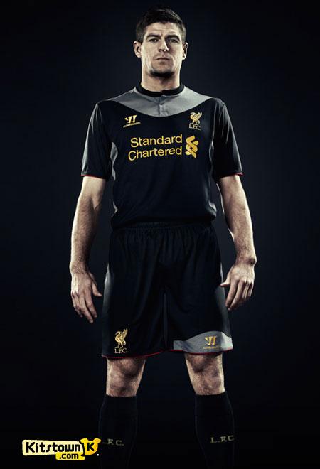 利物浦2012-13赛季客场球衣 © kitstown.com 球衫堂
