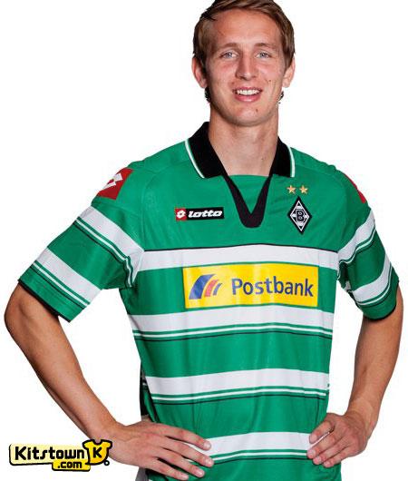 门兴格拉德巴赫2012-13赛季欧战客场球衣 © kitstown.com 球衫堂
