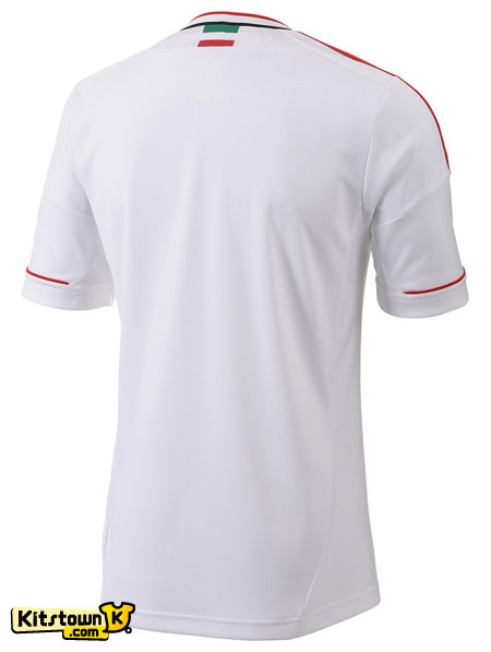 AC米兰2012-13赛季客场球衣 © kitstown.com 球衫堂