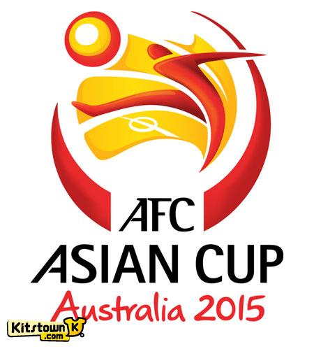2015澳大利亚亚洲杯会徽 © kitstown.com 球衫堂