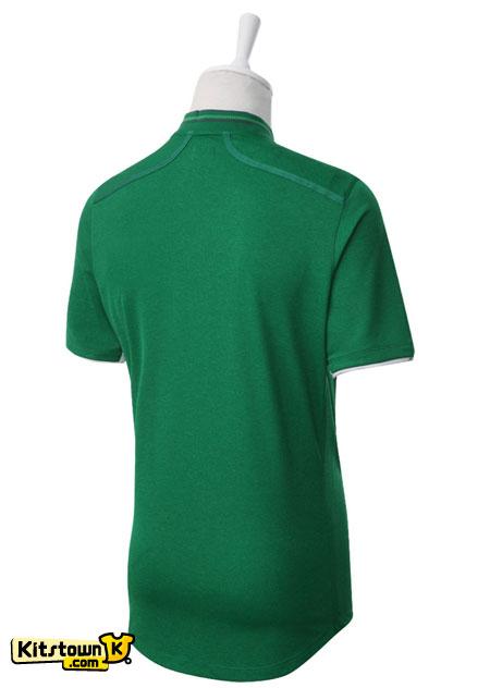 爱尔兰国家队2012-14赛季主场球衣 © kitstown.com 球衫堂