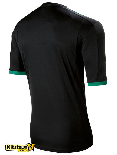 北爱尔兰国家队2012-13赛季客场球衣 © kitstown.com 球衫堂