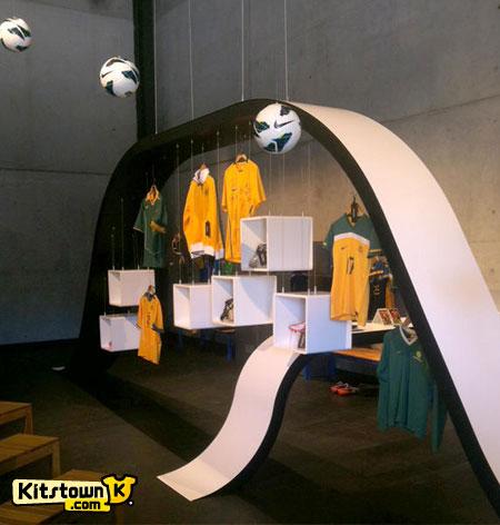 耐克与澳大利亚足协合作延长至2023年 © kitstown.com 球衫堂