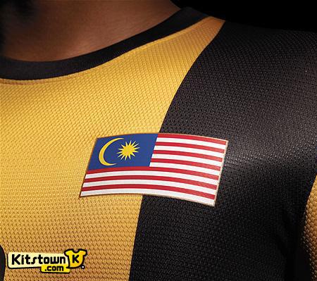 马来西亚国家队2012-13赛季主场球衣 © kitstown.com 球衫堂