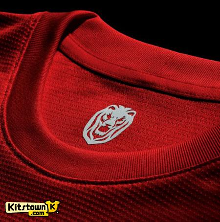 新加坡国家队2012-13赛季主场球衣 © kitstown.com 球衫堂