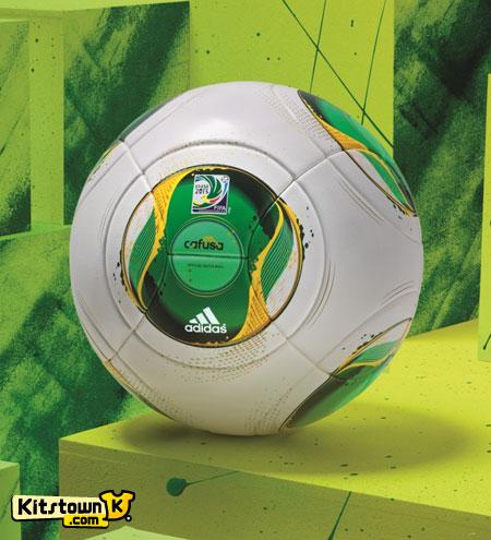CAFUSA—2013联合会杯官方比赛用球 © kitstown.com 球衫堂