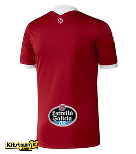 塞尔塔转投阿迪达斯并公布球衣 © kitstown.com 球衫堂