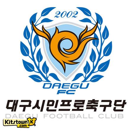 大邱FC公布新队徽 © kitstown.com 球衫堂