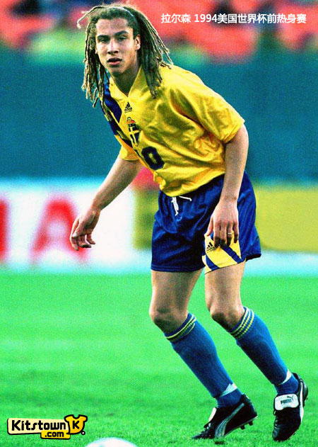 瑞典足协签约阿迪达斯 © kitstown.com 球衫堂