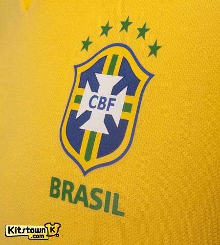 巴西国家队2013联合会杯主场球衣 © kitstown.com 球衫堂