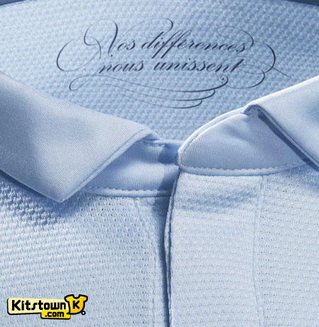 法国国家队2013赛季客场球衣 © kitstown.com 球衫堂