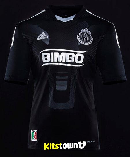 瓜达拉哈拉2013赛季第二客场球衣 © kitstown.com 球衫堂