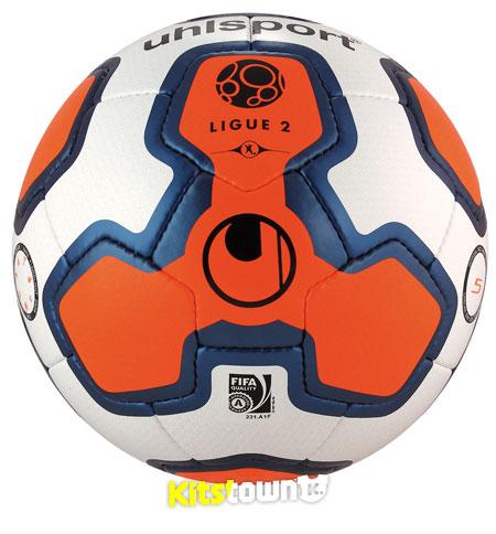 法乙联赛2013-14赛季官方比赛用球 © kitstown.com 球衫堂
