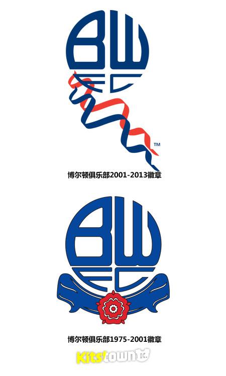 博尔顿俱乐部公布新队徽 © kitstown.com 球衫堂