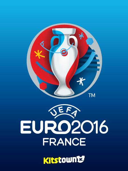 2016法国欧洲杯官方会徽发布 © kitstown.com 球衫堂