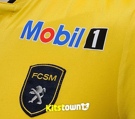 索肖2013-14赛季主场球衣 © kitstown.com 球衫堂