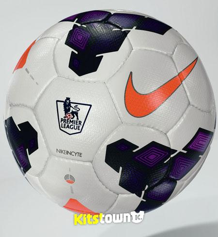 Incyte—耐克2013-14赛季官方比赛用球 © kitstown.com 球衫堂