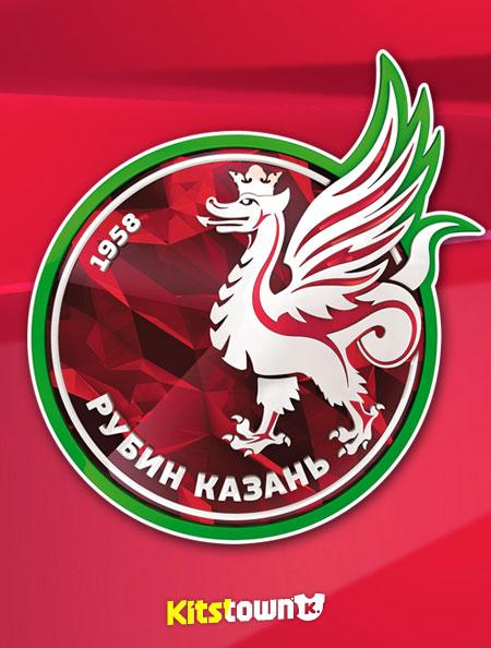 喀山红宝石俱乐部公布新徽章 © kitstown.com 球衫堂