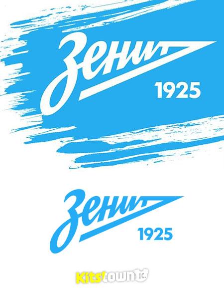 圣彼得堡泽尼特俱乐部公布新队徽 © kitstown.com 球衫堂