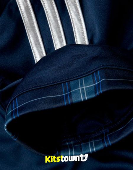 苏格兰国家队2014赛季主场球衣 © kitstown.com 球衫堂