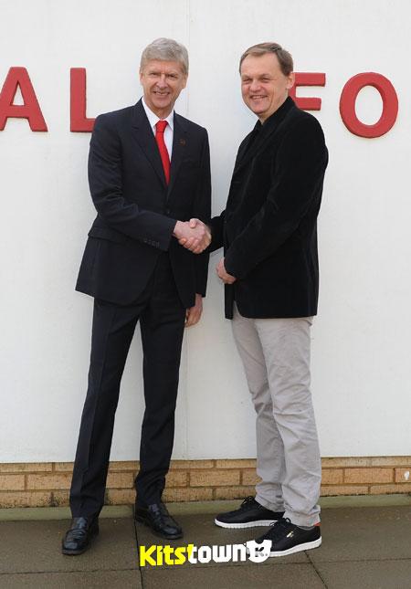 PUMA与阿森纳宣布长期合作关系 © kitstown.com 球衫堂