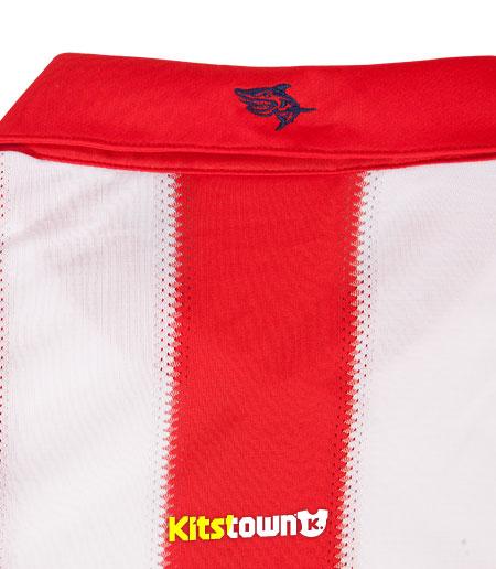 巴兰基亚青年2014赛季主场球衣 © kitstown.com 球衫堂