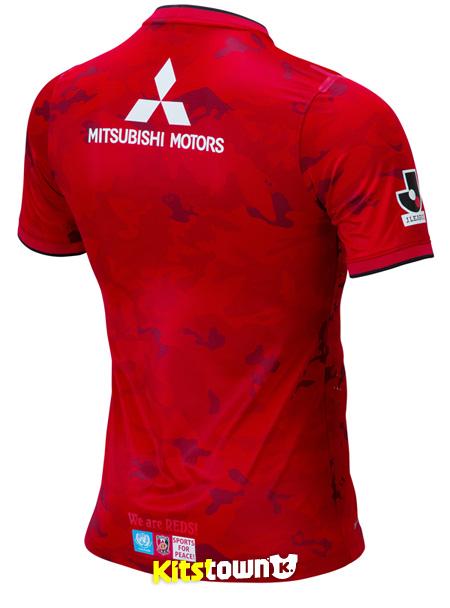 浦和红钻2014赛季主客场球衣 © kitstown.com 球衫堂