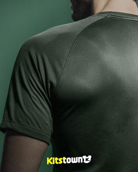巴西国家队2014世界杯第二客场球衣 © kitstown.com 球衫堂
