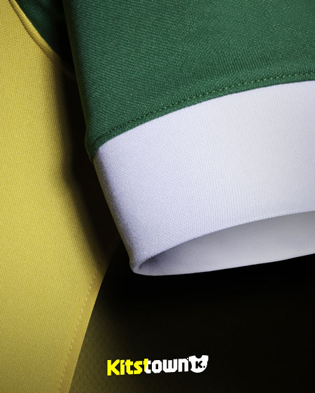 科里蒂巴2014赛季第二客场球衣 © kitstown.com 球衫堂