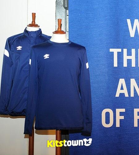 茵宝和埃弗顿俱乐部宣布合作伙伴关系 © kitstown.com 球衫堂