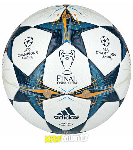 决战里斯本—2014欧冠联赛决赛官方比赛用球 © kitstown.com 球衫堂