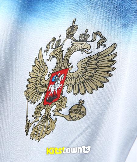 俄罗斯国家队2014世界杯客场球衣 © kitstown.com 球衫堂