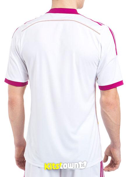 苏格兰国家队2014-15赛季客场球衣 © kitstown.com 球衫堂