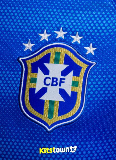 巴西国家队2014世界杯客场球衣 © kitstown.com 球衫堂