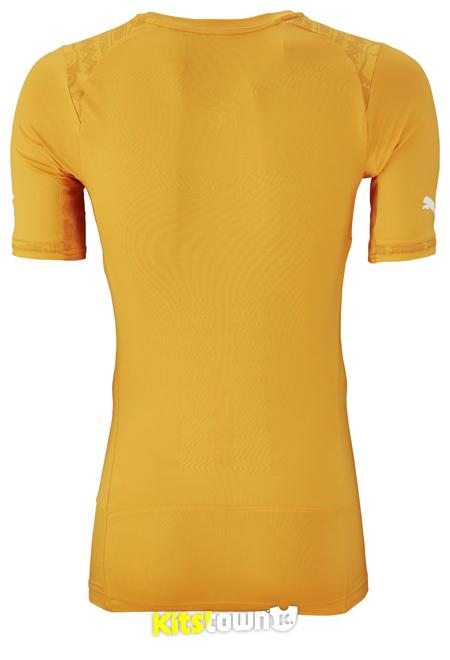 科特迪瓦国家队2014世界杯主客场球衣 © kitstown.com 球衫堂