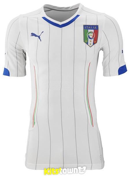 意大利国家队2014世界杯客场球衣 © kitstown.com 球衫堂
