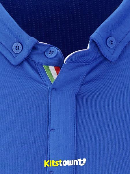 意大利国家队2014世界杯主场球衣 © kitstown.com 球衫堂