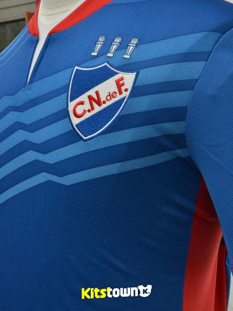 乌拉圭国民2014赛季客场球衣 © kitstown.com 球衫堂