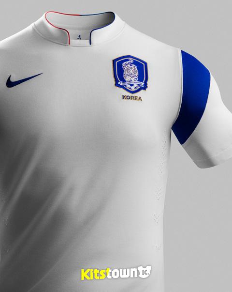 韩国国家队2014世界杯客场球衣 © kitstown.com 球衫堂