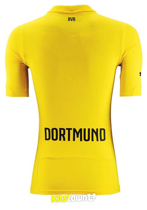 多特蒙德2014-15赛季欧冠联赛球衣 © kitstown.com 球衫堂