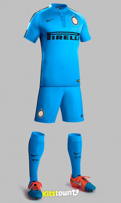 国际米兰2014-15赛季第二客场球衣 © kitstown.com 球衫堂