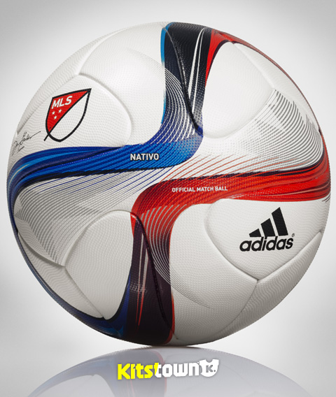 NATIVO—美国足球大联盟2015赛季官方比赛用球 © kitstown.com 球衫堂
