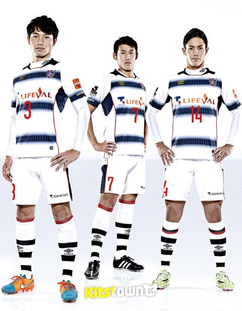 东京FC 2015赛季客场球衣 © kitstown.com 球衫堂