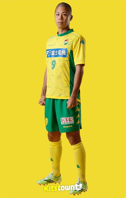 JEF联市原·千叶2015赛季主客场球衣 © kitstown.com 球衫堂