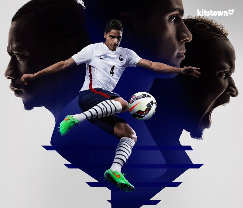 法国国家队2015-16赛季客场球衣 © kitstown.com 球衫堂