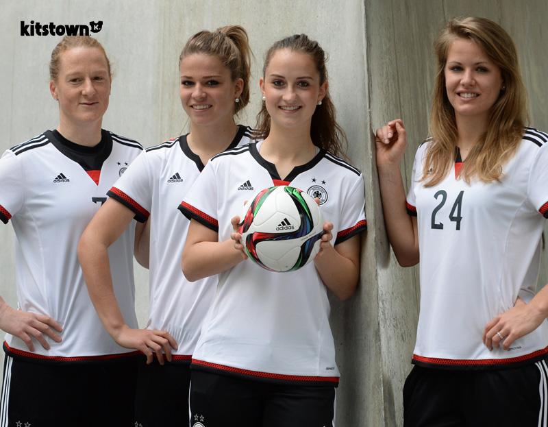德国女足国家队2015世界杯主场球衣 © kitstown.com 球衫堂