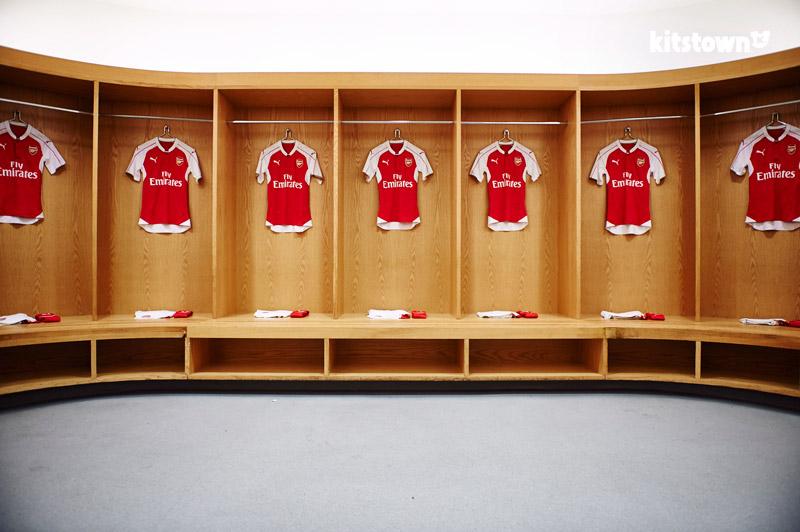 阿森纳2015-16赛季主场球衣 © kitstown.com 球衫堂