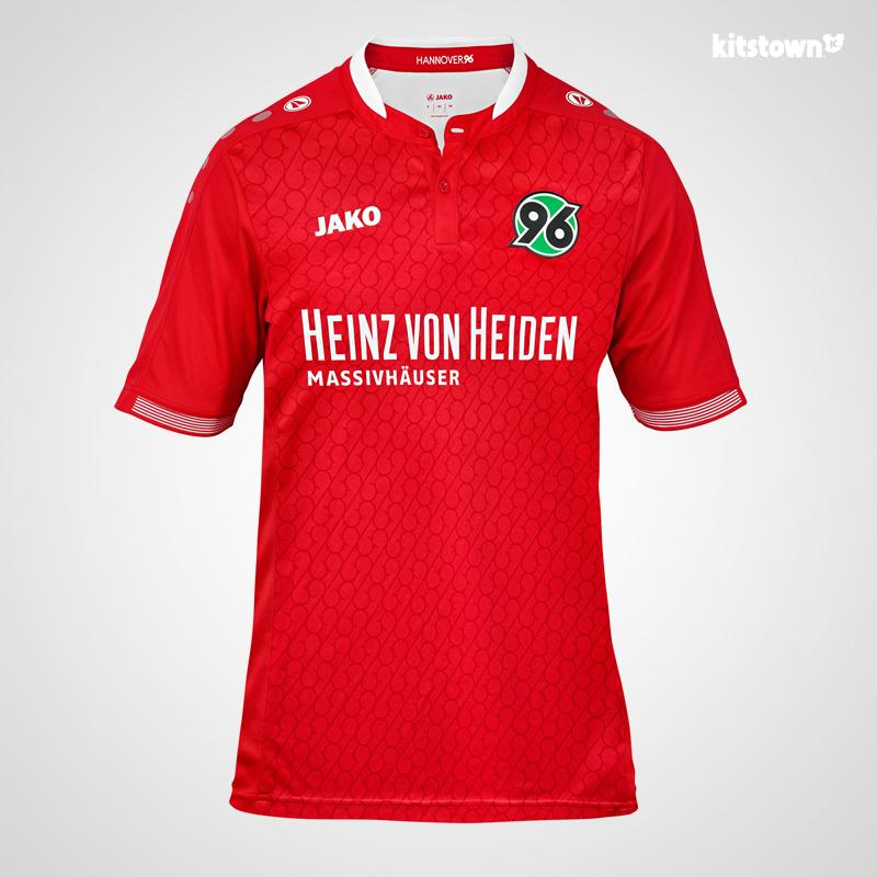汉诺威96 2015-16赛季主场球衣 © kitstown.com 球衫堂